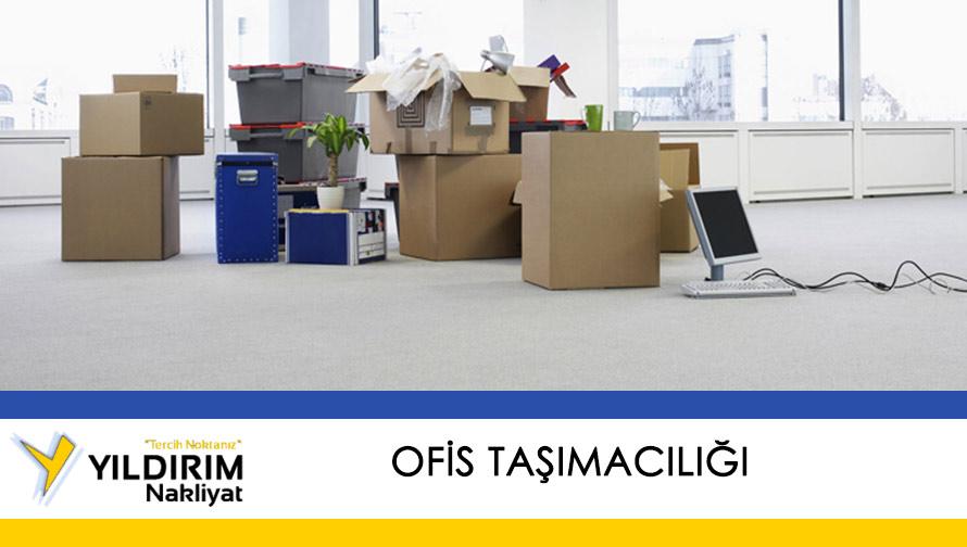 Ofis Taşımacılığı Hizmeti